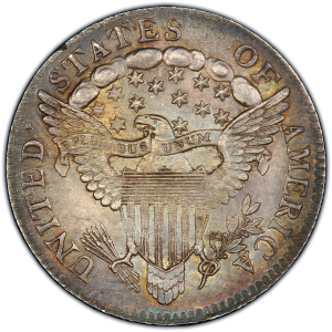 Reverse of 1805 Dime