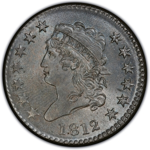 Obverse of Classic Head Large Cent