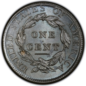 Reverse of Classic Head Large Cent