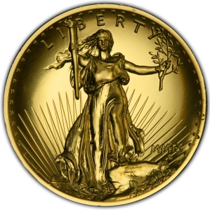2009 Ultra High Relief Obverse