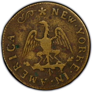 Reverse of New Yorke Token