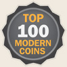 Top 100 Modern Coins Remixed