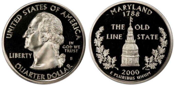 Dont Underestimate The Importance Of The State Quarter Program - Rare us state quarters