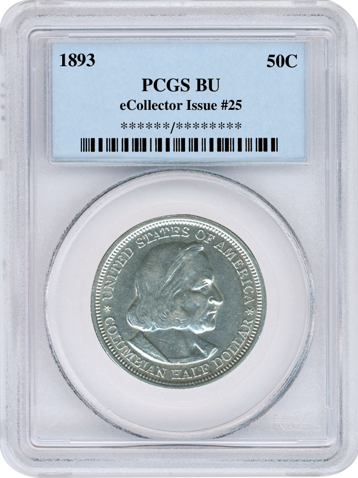 PCGS eCollector Coin Giveaway Winners