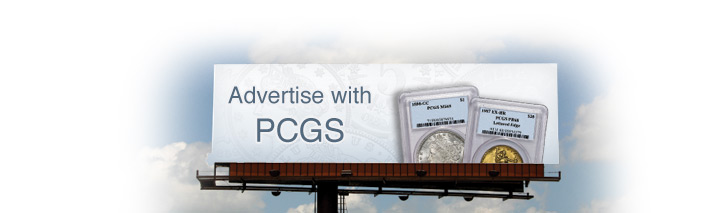 Advertise with PCGS