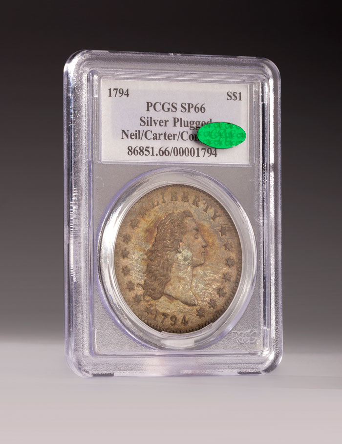 Lot 52 $1881-S PCGS MS68 CAC