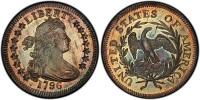 1796 Pogue quarter PCGS MS66