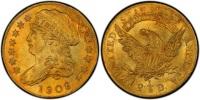 1808 Quarter Eagle PCGS MS65