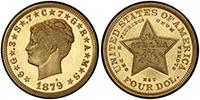 1879 $4 J-1638 PR66+CA
