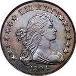 1804 $1 Liberty - Reverse