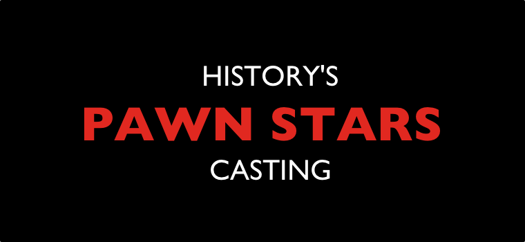 The Pawn Stars casting crew is coming to the **Long Beach Expo**!