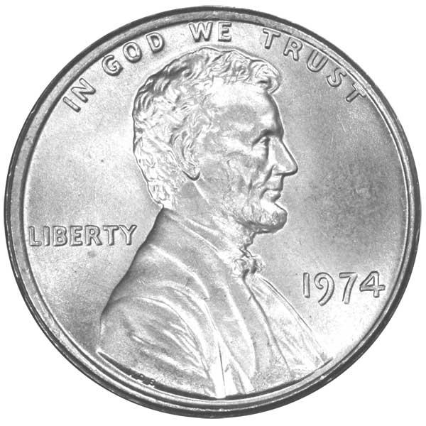 Aluminum Penny – Jerusalem House